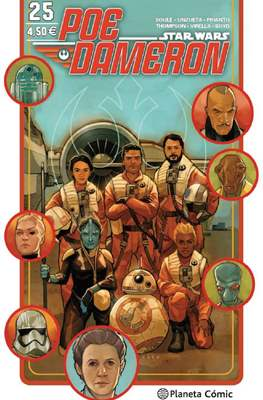 Star Wars: Poe Dameron (Grapa 32 pp) #25