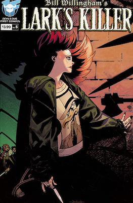 Lark's Killer (Comic Book) #5
