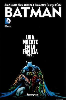 Batman. Una muerte en la familia (Rústica) #1
