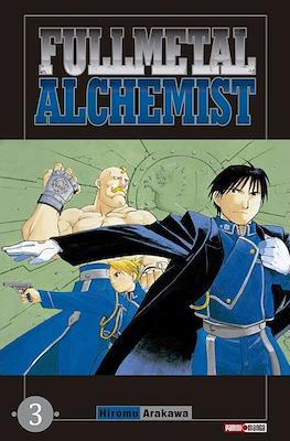 Fullmetal Alchemist (Rústica) #3
