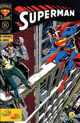 Superman Classic #25