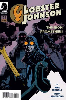 Lobster Johnson (Comic Book) #2
