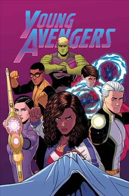 Young Avengers Vol. 2 (2013-2014) (Comic-book) #13