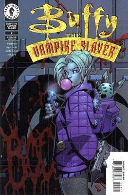 Buffy the Vampire Slayer (1998-2003) #2