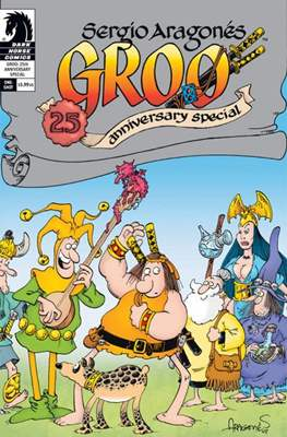 Groo 25th Anniversary Special (2007)