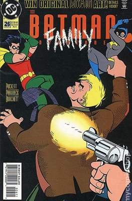 The Batman Adventures (Comic Book) #26