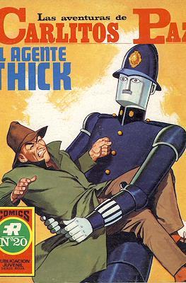 Historias Gáficas para Jóvenes (Serie Roja B) (Grapa. 1973) #20