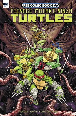 Teenage Mutant Ninja Turtles: Prelude to Dimension X - Free Comic Book Day 2017