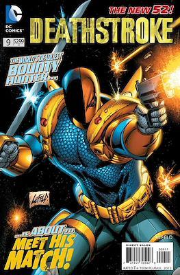 Deathstroke (2011-2013) (Comic Book) #9