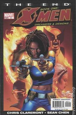 X-Men The End Book One: Dreamers & Demons (Comic Book) #2