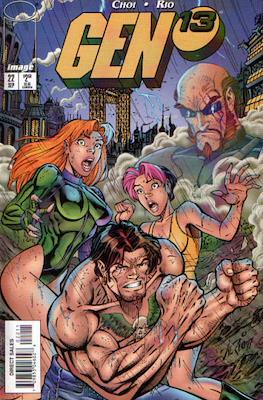 Gen 13 (1997-2002) (Comic Book) #22