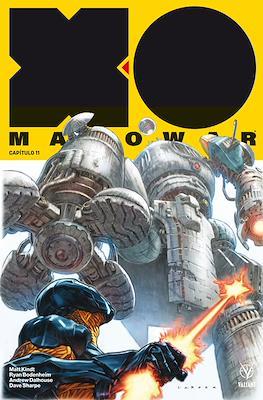 X-O Manowar (2017-) #11