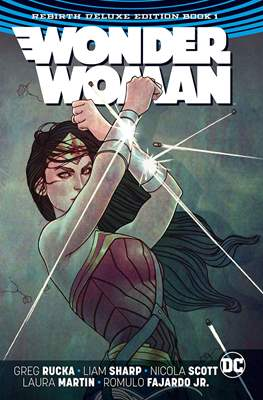 Wonder Woman Rebirth Deluxe Edition (Hardcover 360-296 pp) #1