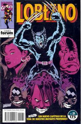 Lobezno vol. 1 (1989-1995) (Grapa) #31