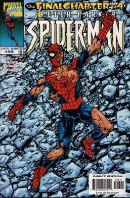 Spider-Man (Vol. 1 1990-2000) (Comic Book) #98