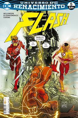 Flash. Nuevo Universo DC / Renacimiento (Rústica / Grapa.) #19 / 5