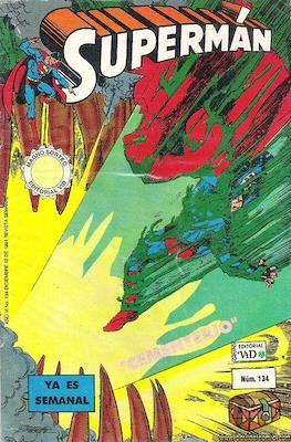 Supermán (1986-2001) #134