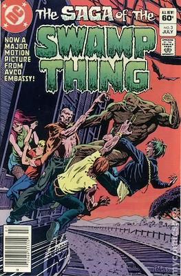 Swamp Thing (1982-1996) #3