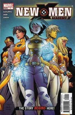 New X-Men: Academy X / New X-Men Vol. 2