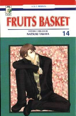 Fruits Basket (Rústica) #14