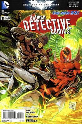 Detective Comics Vol. 2 (2011-2016) (Comic-Book) #11