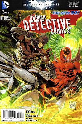 Detective Comics Vol. 2 (2011-2016) #11