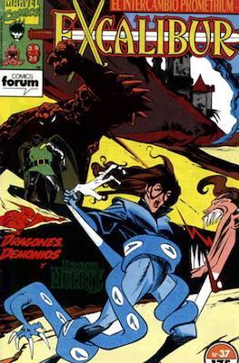 Excalibur Vol. 1 (1989-1995) (Grapa) #37