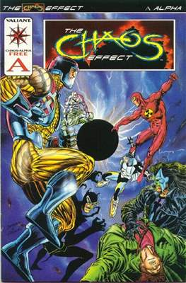 The Chaos Effect (Comic Book) #1
