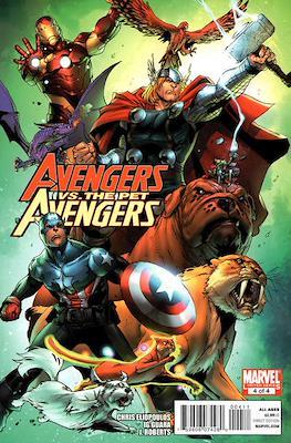 Avengers vs. The Pet Avengers (Comic Book) #4