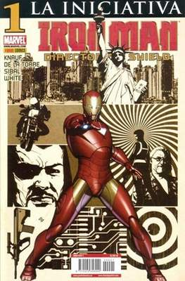 Iron Man: Director of SHIELD / Iron Man & Máquina de Guerra / El Invencible Iron Man (2008-2011)