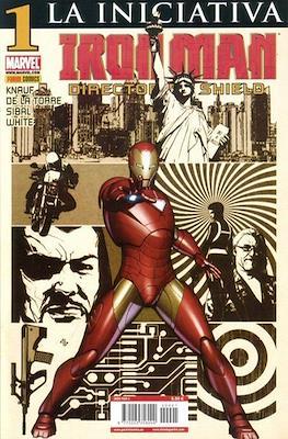 Iron Man: Director of SHIELD / Iron Man & Máquina de Guerra / El Invencible Iron Man (2008-2011) #1