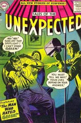 Tales of the Unexpected (1956-1968) (Comic Book) #11