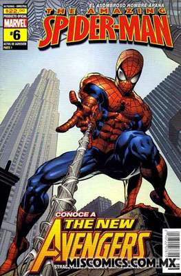 The Amazing Spider-Man (2005-2013) (Grapa) #6