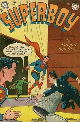 Superboy Vol.1 / Superboy and the Legion of Super-Heroes (Comic Book) #29