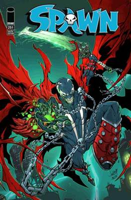 Spawn (Comic Book) #251