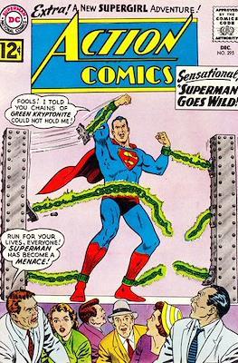Action Comics Vol. 1 (1938-2011; 2016-) (Comic Book) #295