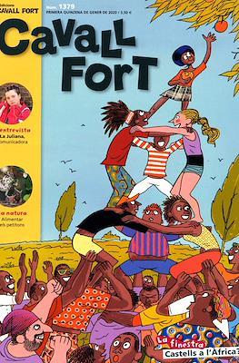 Cavall Fort #1379