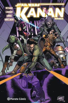 Star Wars: Kanan - Integral (Cartoné 280 pp)