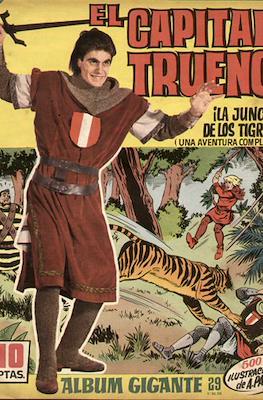 El Capitán Trueno. Album gigante (Grapa 32 pp) #29