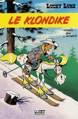 Lucky Luke (Cartone) #34