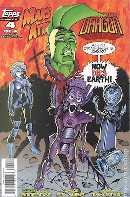 Mars Attacks The Savage Dragon (Grapa - Comic Book) #4