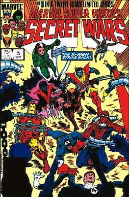 Marvel Super Heroes Secret Wars #5