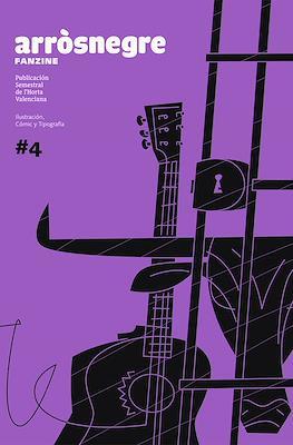 Arròs Negre Fanzine (Rústica) #4