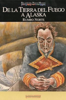 Relatos del Nuevo Mundo (Cartoné 72 pp) #24
