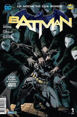 Batman: La noche de los buhos