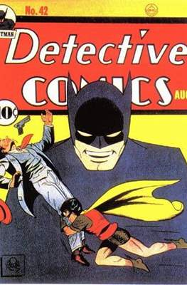 Detective Comics Vol. 1 (1937-2011; 2016-) (Comic Book) #42