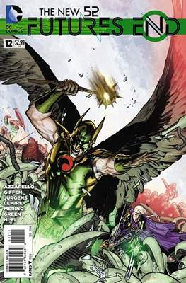 The New 52: Futures End (Comic-Book) #12