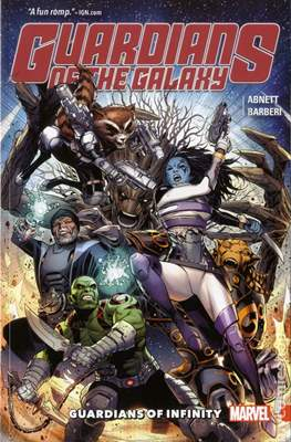 Guardians of the Galaxy - Guardians of Infinity