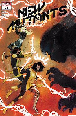 Nuevos Mutantes (2020-) #18