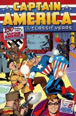 Captain America. The Classic Years
